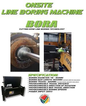 Portable Line Borer NEW