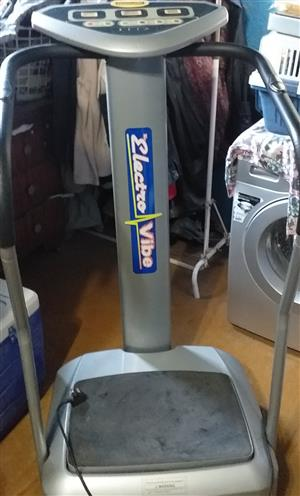 Electrovibe exercise machine for sale