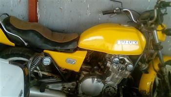 1981 gxs Suzuki 1100cc