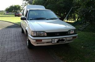 1997 Ford Bantam 1.3i