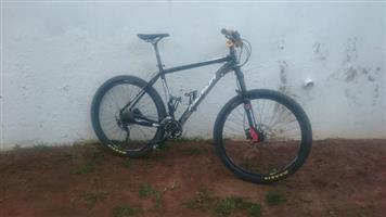 Merida big seven xt edition 2013 mountain bicycle