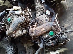 Mazda F8 b1800 ENGINE