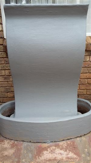 Complete Fountain for sale Hight 1.300cm X with 1.050 cm R850.00 cash contact no 082-691-5791