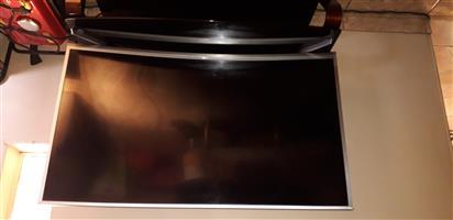 Tv hi_sense smart 55 inch