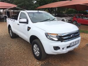 2012 Ford Ranger single cab RANGER 2.2TDCi L/R P/U S/C