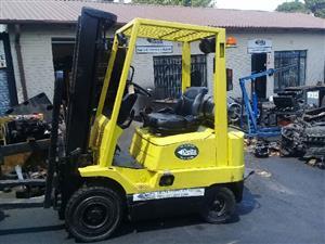 1.8 ton Hyster diesel forklift