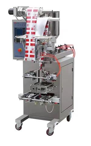 Liquid sachet machines