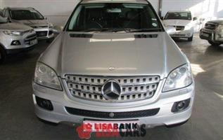 2006 Mercedes Benz ML 500