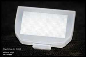 Flash Diffuser Cap - Canon Speedlite 600EX