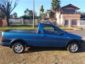 2008 Fiat Strada 1.6 ELX