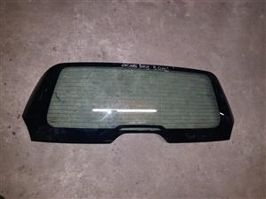 Mercedes Benz B class rear windscreen