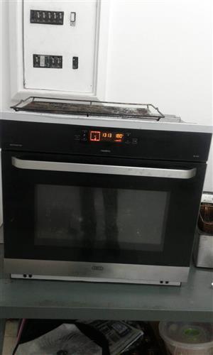 Defy oven thermofan multifunction 700MTE