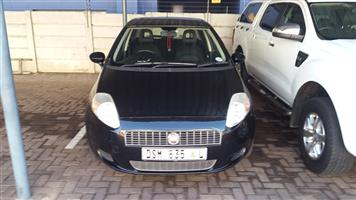 2009 Fiat Punto Grande  1.4 5 door Active