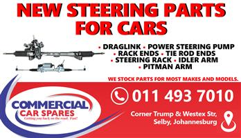 New Steering Parts F