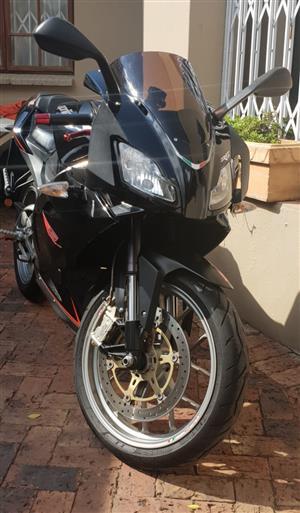 2012 Aprilia RS125