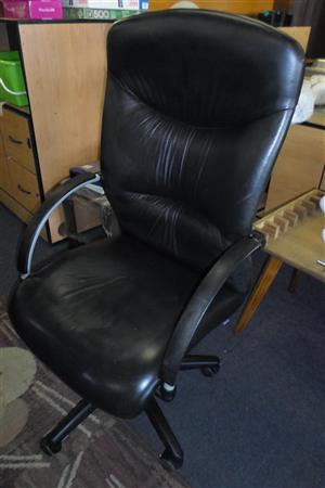 Office Leather Chair - B033043738-4