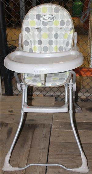 Chariot feeding chair S031210A #Rosettenvillepawnshop