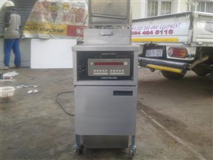 Henny penny pressure fryers biggest buyers and sellers of used n recondtioned units