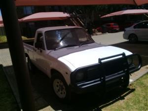 1979 Toyota Hilux single cab HILUX 2.0 VVTi A/C P/U S/C