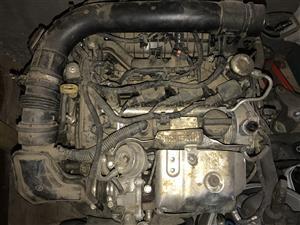 Ford Fiesta Titanium Eco-boost 1.0 Engine