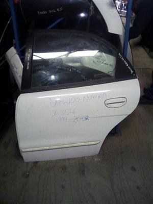 Daewoo doors for sale.