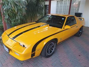 1985 Chevrolet Camaro 350v8