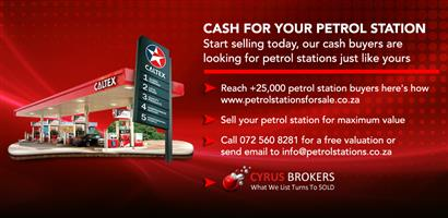 Petrol Stations - WANTED