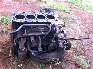 Kia serento 2.5 crdi engine bloc assemby for sale