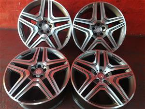 Mercedes benz ML 63 MAGS FOR SALE