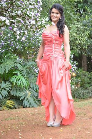 STUNNING Evening Gown For Sale! Immaculate condition, only used once