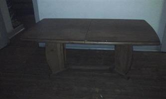 Eet kamer tafel