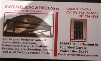 Gates and welding services