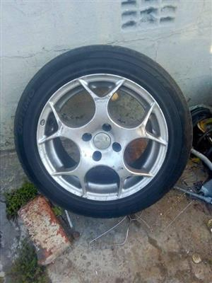 Sparewheel for sale