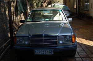 1988 Mercedes Benz 230 E