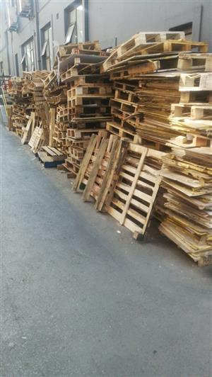20 pallets for sale