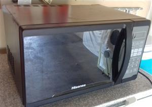 Hisense 28L black Micro Wave