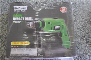 500W Schultz Impact Drill