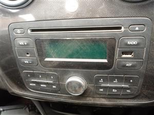 2018 Sandero 900T Stepway Dynamique radio console