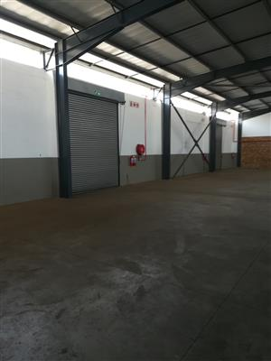 2292m2 warehouse to let in Benoni South