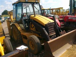 Caterpillar 424D TLB