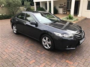 2012 Honda Accord 2.4 Exclusive auto