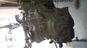Valve body stripped from automatic gearbox from a Mini Cooper S