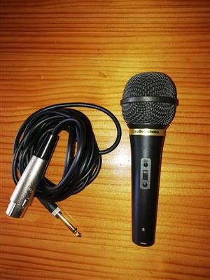 Audio Technica AT-VD3 Microphone for Sale