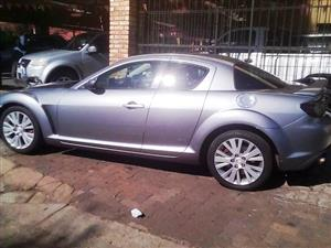 2008 Mazda RX-8 6 speed