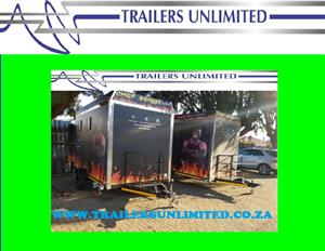 TRAILERS UNLIMITED. BRAAI WITH AFRICA'S MASTER.