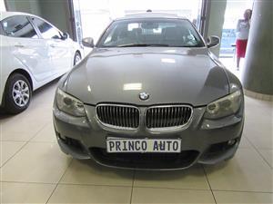 2012 BMW 3 Series 325i