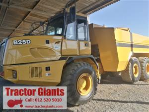 Water Truck BELL B25D (164)