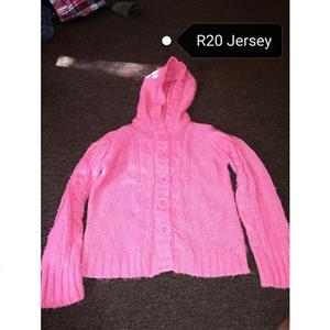 Pink jersey for sale