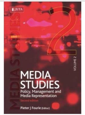 Media Studies Book
