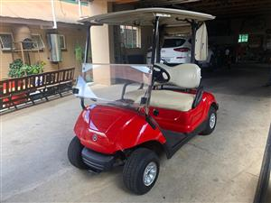 Yamaha 48volt electric golf cart for sale, used for sale  Polokwane